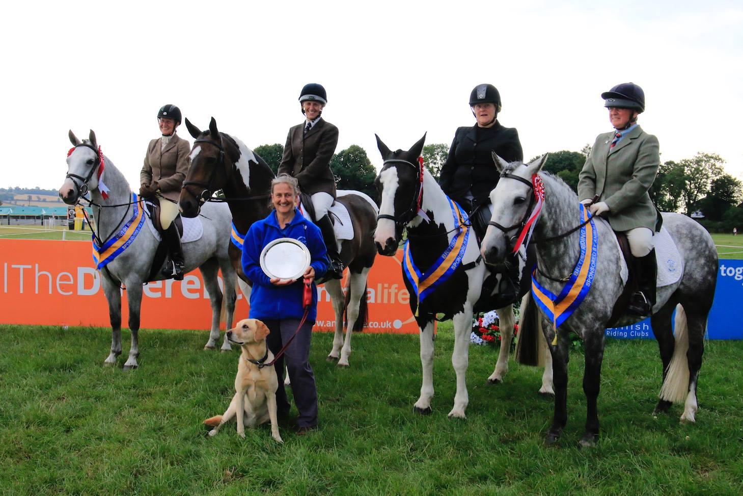 2016 BRC National Novice Horse Trials Champions(1)