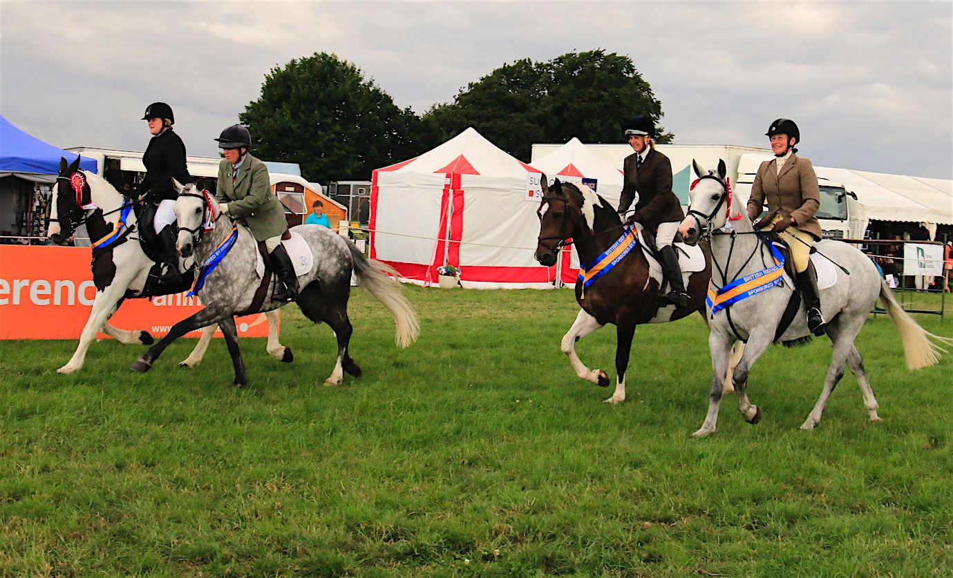 2016 BRC National Novice Horse Trials Champions