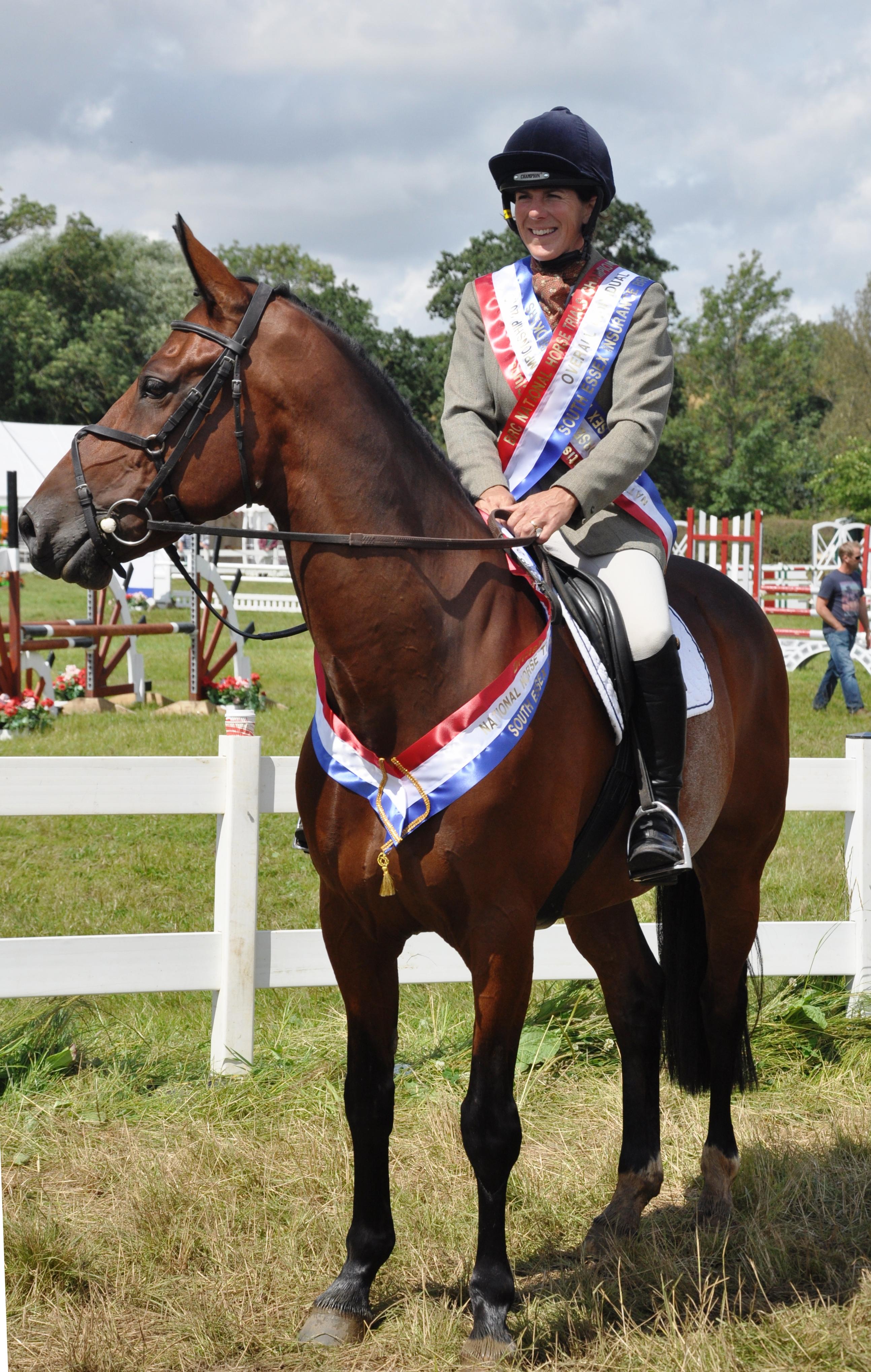 2012 BRC Horse Trials Champions