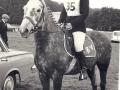Lindsay Hart & Highland Fling BRC Dressage Champs 1969