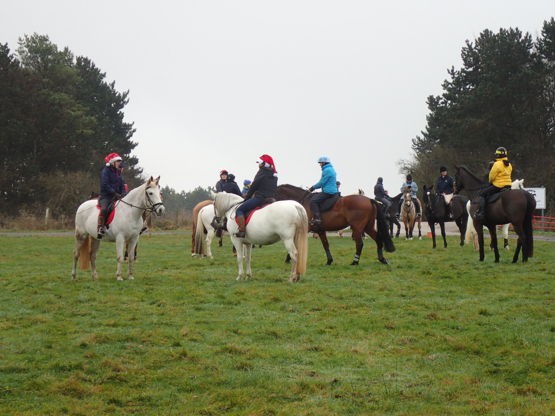 2016 Christmas Ride - Larkhill